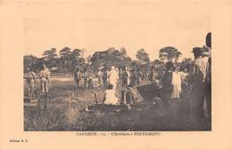 BENIN Ancien DAHOMEY Porto Novo L'artillerie  N° 50 \ML4022 - Benin