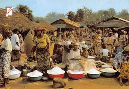 BENIN Ancien DAHOMEY PORTO NOVO Wando Les étales Des Vendeuses N° 65 \ML4022 - Benin