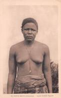 BENIN Ex Dahomey JEUNE FEMME EGOUN SCARIFICATION - TATOUAGE Nu Nue Naked Seins Nus Non Circulée    N° 10 \ML4023 - Benin