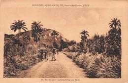 BENIN Ex Dahomey Route Pour Rejoindre EKITI IFAKI Pour Automobile En Brousse Non Circulé   N° 15 \ML4023 - Benin