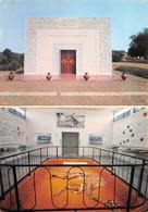NIGER NIAMEY  Le Musée National Paleontologie Et Prehistoire Entrée Du Pavillon  Carte Vierge  N° 3 \ML4027 - Niger