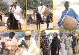 NIGER Musiciens  N° 32   \ML4027 - Niger