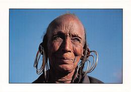 NIGER FATOU La Vieille Peulhe De BERMO Peul Peule Peuhl Cliché Raymond FAU  N° 37   \ML4027 - Niger