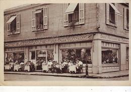 Cpa  Nice Restaurant Du Commerce - Unclassified