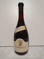 Barolo Luigi Cauda 1978 - Wine