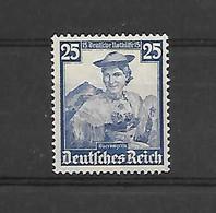 Reich  N° 554 Xx Postfris - Unused Stamps