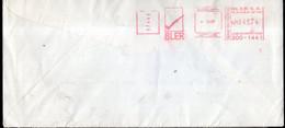 Argentina - 1996 - Courrier Privé Bler SA  - Circulé - Envoyé En Buenos Aires - American Express - A1RR2 - Cartas