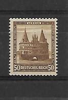 Reich  N° 438  X Scharnier - Unused Stamps