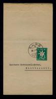 SUISSE Elgg - Zurich Postal Stationery Newspaper 1941 Flowers Fleurs Flora Sp7440 - Other