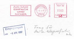 Auto SUture - Einfach & Sicher - 47918 Tönisvorst 1997 [sterile Wegwerfinstrumente] - Geneeskunde