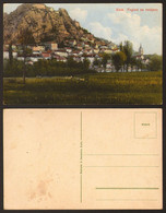 Croatia KNIN Old Postcard #498 - Croatie