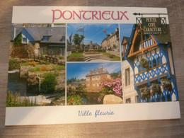 PONTRIEUX - Multi-vues - Editions JOS - Année 2003 - - Pontrieux