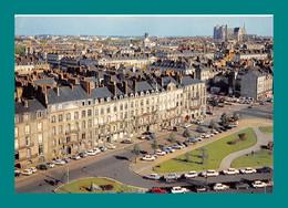 44 Nantes Vieilles Maisons De L' Ile Feydeau ( Voitures Anciennes ) - Nantes