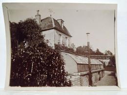 Versailles. 1899. 9x12 Cm - Anciennes (Av. 1900)