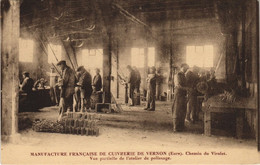 CPA Manufacture De Cuivrerie De VERNON - Chemin Du Virolet (148308) - Vernon