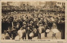 CPA VERNON - Festival De Musique En 1922 (148344) - Vernon