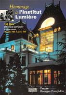 Lyon 8 Monplaisir Institut Fréres Lumière Villa Château Hommage Centre Pompidou - Lyon 8