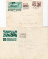Österreich Brief WIPA Sonderumschlag 1933 - Cartas