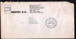 Argentina - 1997 - Courrier Privé Mail Corp - Circulé - Envoyé En Buenos Aires - Equitec SA - A1RR2 - Cartas
