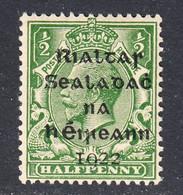 Ireland 1922 Mint No Hinge, Sc# ,SG 1 - Unused Stamps