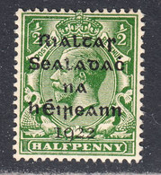Ireland 1922 Mint Mounted, Sc# ,SG 1 - Unused Stamps
