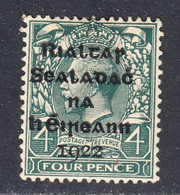 Ireland 1922 Mint Mounted, Sc# ,SG 6 - Unused Stamps