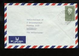 PAQUEBOT Singapore 1977 SS ATYS Shell > Rotterdam (BT-38) - Briefe U. Dokumente