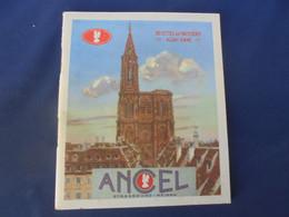 Livret De Recettes Patisseries Alsaciennes ANCEL Strasbourg - Meinau - Reclame