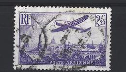 FRANCE 1936 - YT PA N° 10 OBLITERE - 1927-1959 Gebraucht