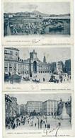 ITALIE - NAPOLI - 6 Cartes - 1903 - Napoli (Naples)