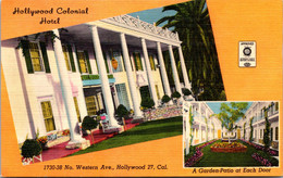California Hollywood The Hollywood Colonial Hotel - Los Angeles