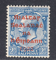 Ireland 1922 Mint Mounted, Sc# ,SG 4b - Unused Stamps