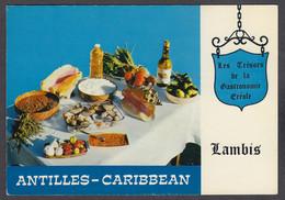 117473/ Les Lambis Grillés, Gastronomie Créole - Recepten (kook)