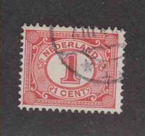 PAYS-BAS  (Y&T) 1899/1913 - N°66   *     *    1c.   Obli () - Used Stamps