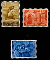 LIECHTENSTEIN 1960 Nr 395-397 Postfrisch X6ACAB6 - Unused Stamps