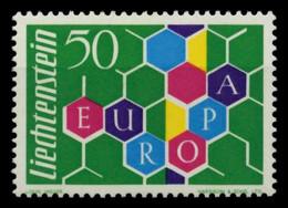 LIECHTENSTEIN 1960 Nr 398I Postfrisch X6F688A - Unused Stamps