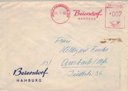 24a Hamburg Beiersdorf 1960 - Geneeskunde