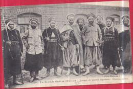 LA GRANDE GUERRE 1914-1915 - Groupe De Spahis Algériens - War 1914-18