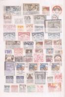 Espagne - Collection De + De 200 - Vignettes  -Timbres De Guerre - - Collections