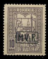 BES 1WK D-MV RUMÄNIEN Nr K4 Ungebraucht X77917E - Occupation 1914-18