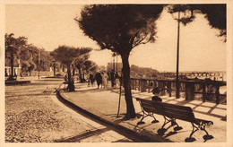 33 - ARCACHON - Le Boulevard-promenade - Arcachon