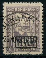 BES 1WK D-MV RUMÄNIEN Nr K4 Gestempelt X7792AA - Occupation 1914-18