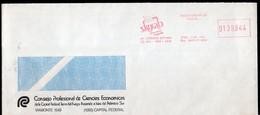 Argentina - Circa 2000 - Lettre - Courrier Privé SKYCAB SA - Circulé - Envoyé En Buenos Aires - Consejo Prof. - A1RR2 - Cartas