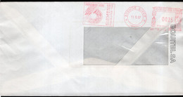 Argentina - 1987 - Lettre - Cachet Spécial - Affranchissement Mécanique - Equitel - Siemens - A1RR2 - Cartas