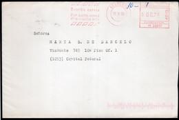 Argentina - 1999 - Lettre - Cachet Spécial - Affranchissement Mécanique - Bandeleta Parlante - A1RR2 - Cartas