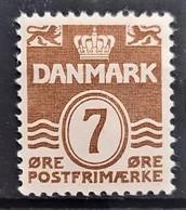 DENMARK 1940 - MLH - Sc# 226A - 7o - Nuevos