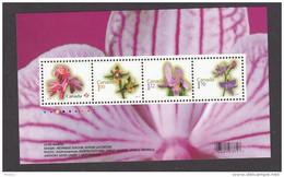 Canada, 2010, MNH, Orchidée, Fleur, Orchid, Flower, - Nuevos