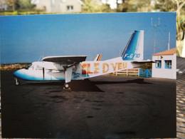 AÉRODROME AIRPORT ÎLE D'YEU LE PHARE 85 - Aerodromi