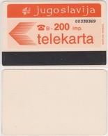 318/ Yugoslavia; Autelca, 200 Imp. - Jugoslavia