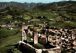 Bourdeaux Le Chateau Feodal Vue Aerienne  1969   CPM Ou CPSM - Autres Communes
